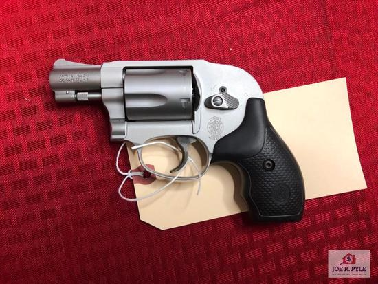 SMITH & WESSON 638-3 .38 SPL +P | SN: DDX3684 |COMMENTS: ANIB