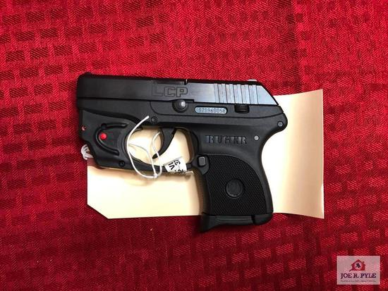 RUGER LCP .380 ACP | SN: 371-960058 |COMMENTS: ANIB; WITH LASER