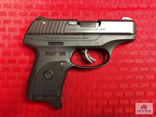RUGER LC9S 9MM | SN: 453-08558 |COMMENTS: ANIB