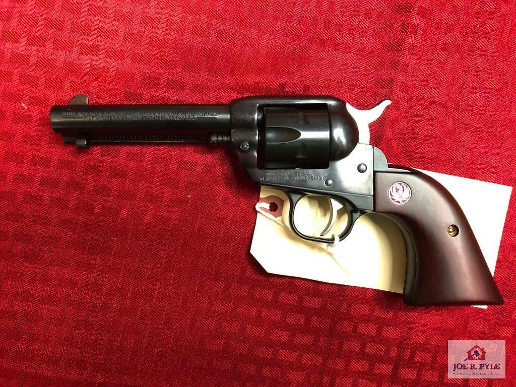 RUGER NM SINGLE SIX .22 LR / .22 MAG   SN: 268-44948  COMMENTS: ANIB