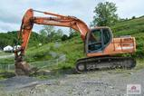 Doosan 180 Excavator DHKHEBG0V70005096 5566 hours with quick detachable bucket