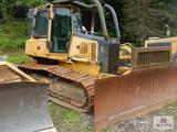 2001 John Deere 700H LGP wide track dozer T0700HX907826 with Winch & woods package