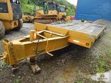 18 Ton tag trailer 1120HA242GT200642