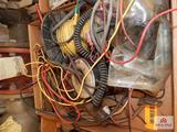Flat of electrical wire, & etc.