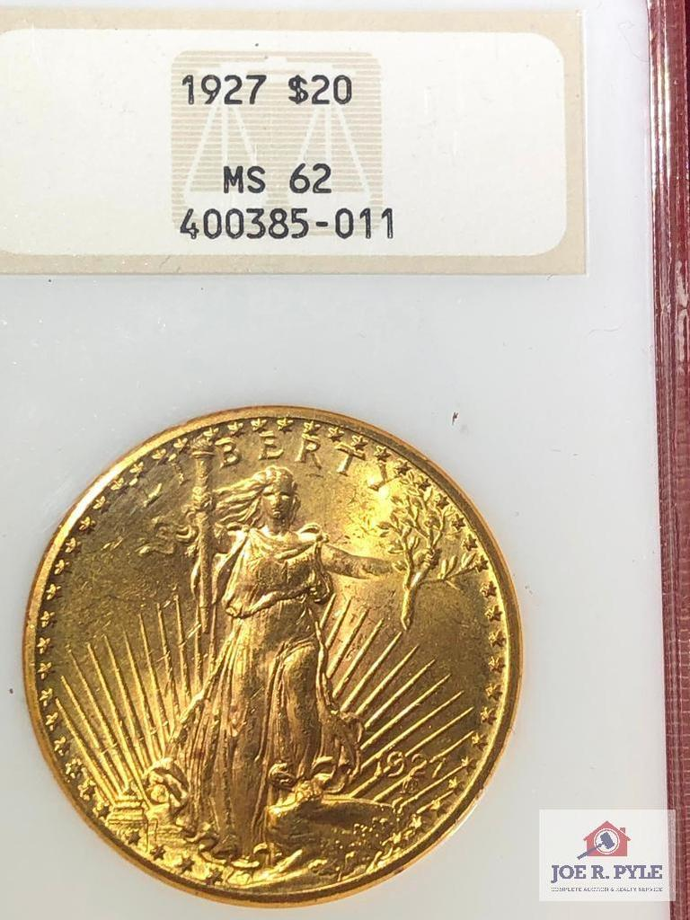 1927 MS-62 Gold Liberty Coin