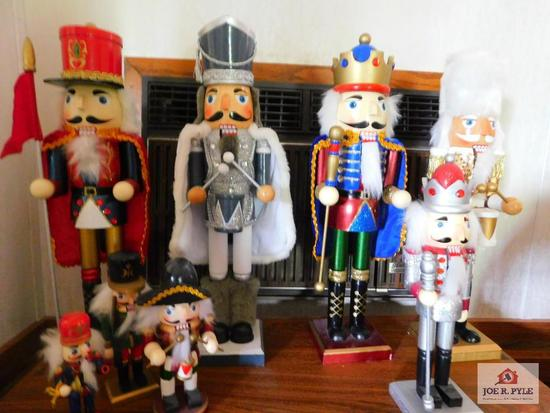 Collection of nutcrackers