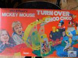 Mickey Mouse turn over choo choo