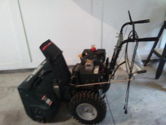 Lawn Tractor and Small Equipment