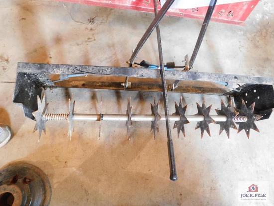 "Craftsman 36"" spike aerator"
