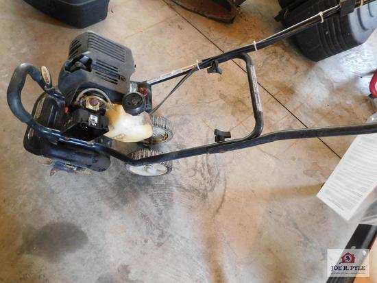 Craftsman 4 cycle mini tiller