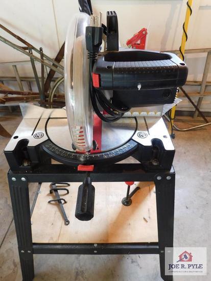 """Craftsman 10"""" miter saw stand ,laser trac"""