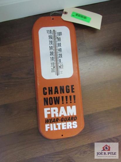 Fram Filter Thermometer