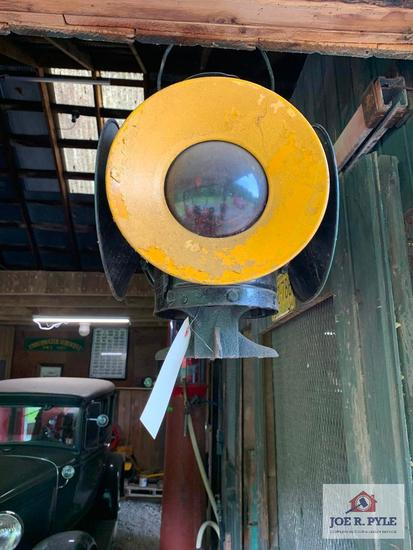 Railroad Signal Light