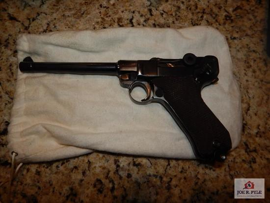 German Lugar Pistol
