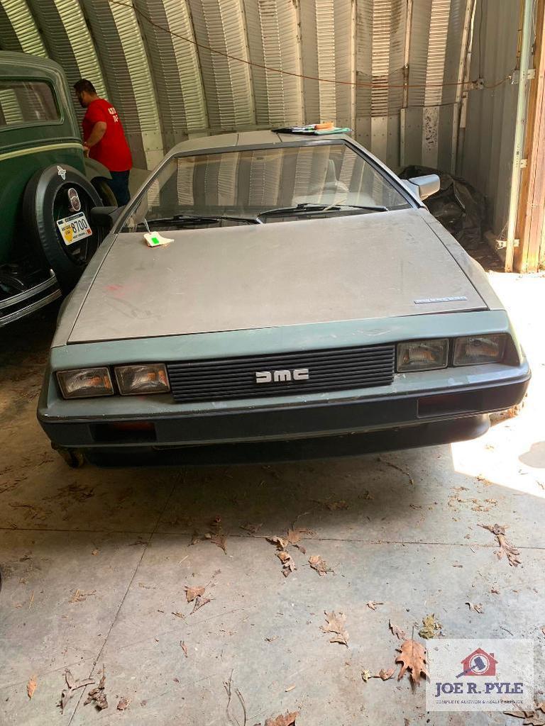 1980 DeLorean