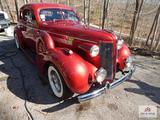 1937 Buick Opera coupe