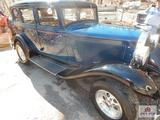 1931 4 door hardtop Plymouth