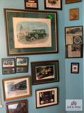 Car memorabilia