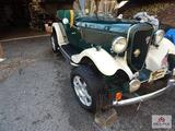1934 Hillman British kit car