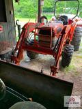 Kubota L3830 tractor w loader 4