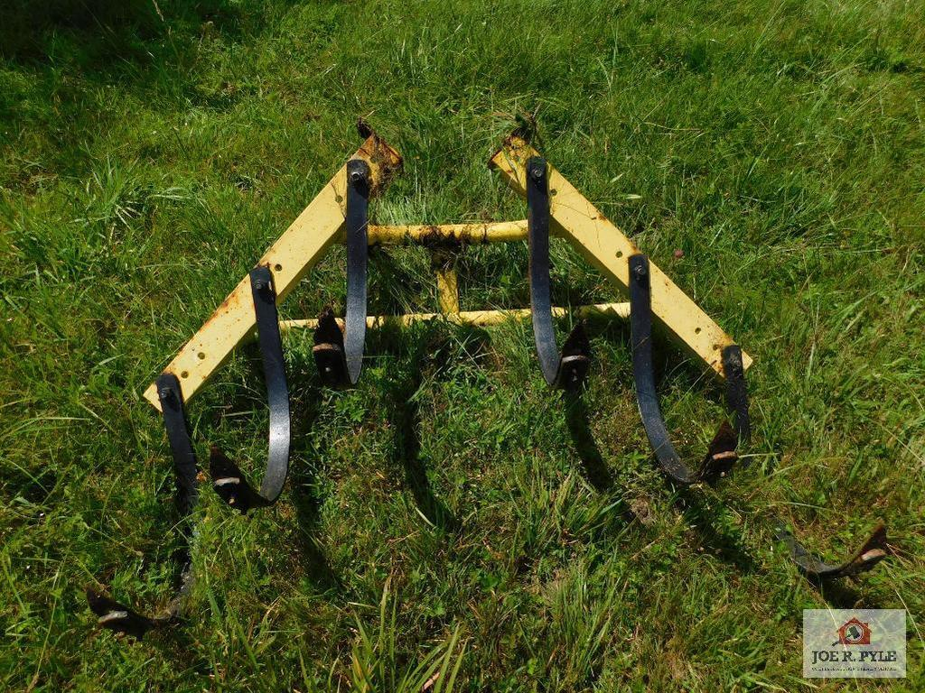 6 arm cultivator
