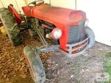1954 Massey Ferguson tractor Sn. 6026-T
