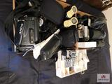 Cameras, camcorders, lens & batteries W/charger