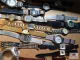Longines, pierre Cardin watches