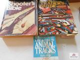 Shooters bible, animal tracks books