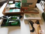 RCBS reloading tools & access.