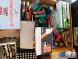 Assorted ammo & casings