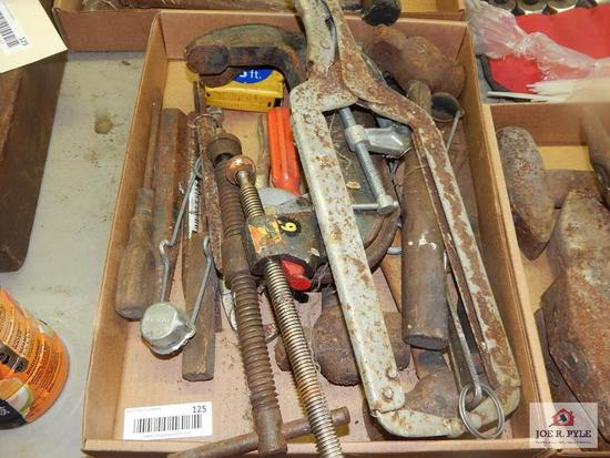 1 lot of misc. tools