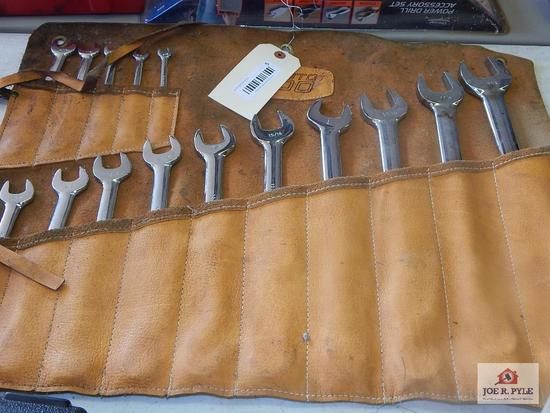 "Proto 500 wrench set standard 5/16""-1 1/4"""