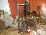 Myer machine pneumatic power hammer