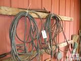 Copper welding leads