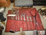 Set of mac tools wrench set
