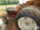Ford 600 tractor w/ 1 set of net lines