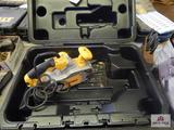 Dewalt electric hand belt sander