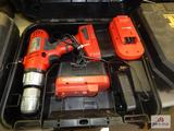 Black and decker firestorm drill w/ charger and battery