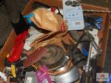 1 lot of misc. tools and electrical