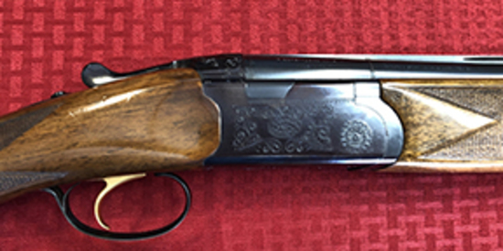 Firearms, Ammo, Knives & Taxidermy