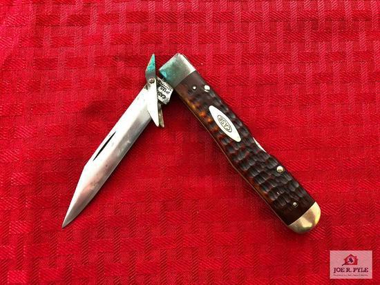 Case large folding knife