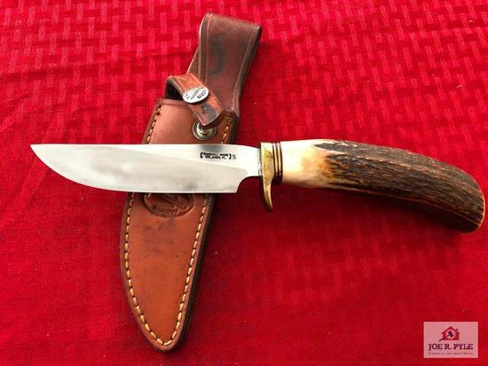 Randall hunting knife w/sheath