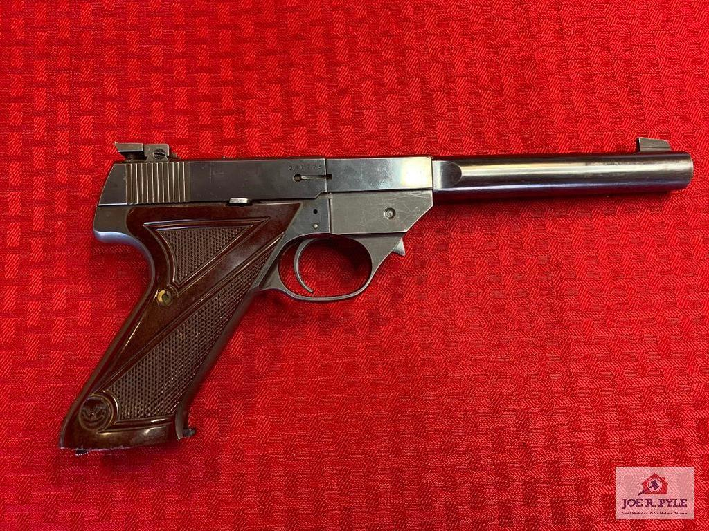 High Standard Field King .22 LR | SN: 341779 | Comments: --