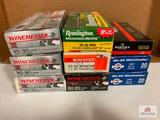 Flat of (9) boxes of .30-30 Winchester ammo