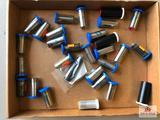 Flat of Benelli choke tubes