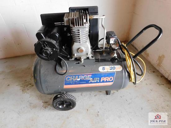 5HP 20 gal. AirPro compressor