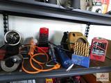 Skillsaw and drill bits
