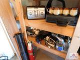Toaster , iron, steamer