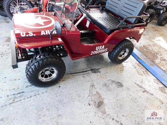 PAZ125-1 ATV, VIN-L37AMHBVXKZ010024